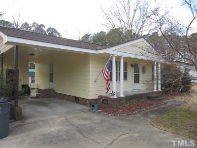 Knightdale Single Family Home For Sale: 418 Park Avenue