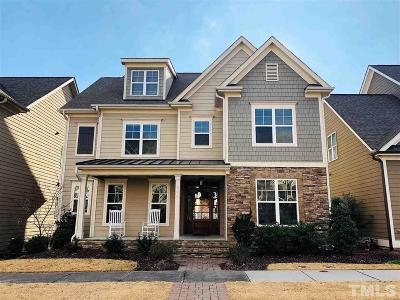 Cary NC Single Family Home For Sale: $519,900