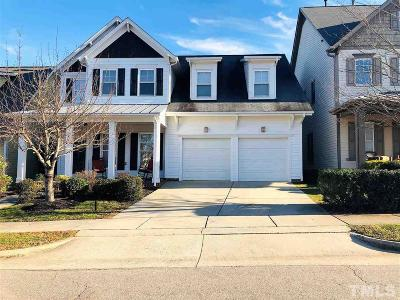 Cary Single Family Home For Sale: 514 Alden Bridge Drive