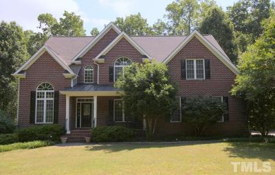 Raleigh Single Family Home For Sale: 1101 Stanridge Drive