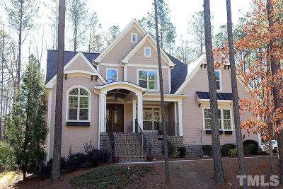 Wake Forest Single Family Home For Sale: 3596 Bragg Valley Lane