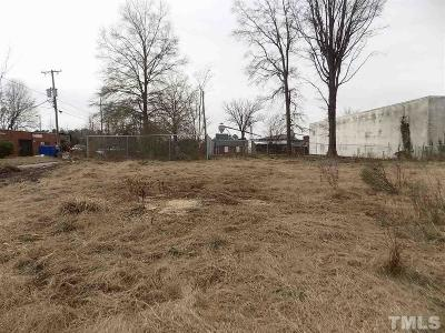 Durham Residential Lots & Land For Sale: 414 Salem Street