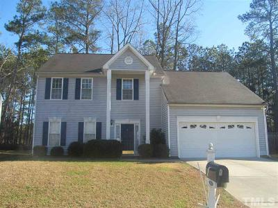 Raleigh Rental For Rent: 8714 Neuse Town Drive
