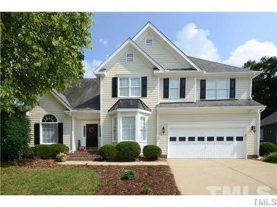 Durham Rental For Rent: 5306 Dover Ridge Lane