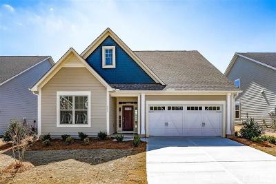 Wake Forest Single Family Home For Sale: 808 Traditions Ridge Drive
