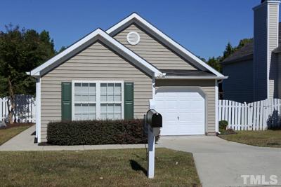 Durham Rental For Rent: 608 Edenberry Drive