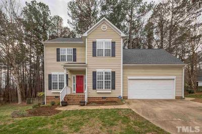 Raleigh Single Family Home For Sale: 801 Shady Maple Court