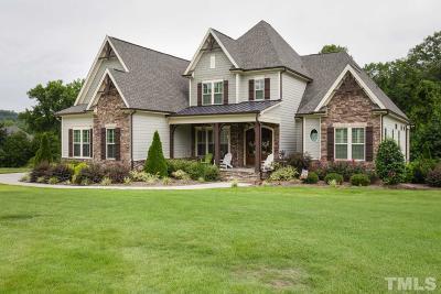 Pittsboro Single Family Home For Sale: 94 Harvest Lane
