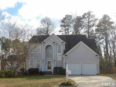 Knightdale Single Family Home For Sale: 1103 Scalloway Court