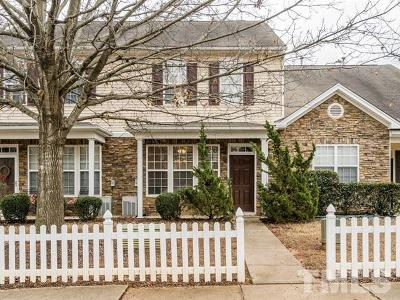 Raleigh Townhouse For Sale: 8506 Micollet Court