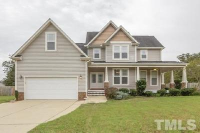 Fuquay Varina Rental For Rent: 250 Ruth Circle