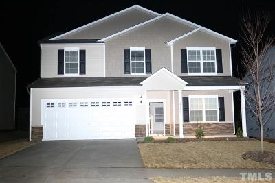 Fuquay Varina Rental For Rent: 2526 Girvan Drive