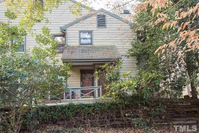 Raleigh NC Condo For Sale: $135,000