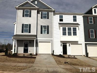 Morrisville Townhouse For Sale: 1120 Myers Point Drive