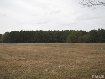 Johnston County Residential Lots & Land For Sale: Massengill Pond Road