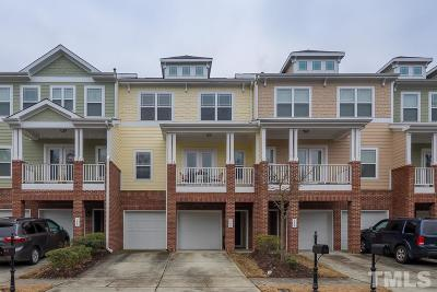 Cary NC Townhouse For Sale: $310,000