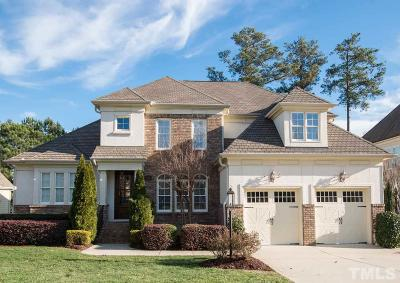 Wake Forest Single Family Home For Sale: 9912 San Remo Place