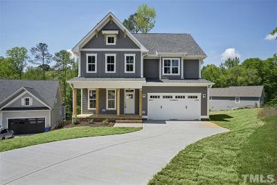 Raleigh Single Family Home For Sale: 8112 Finland Drive