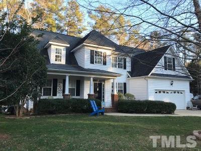 Chapel Hill Single Family Home For Sale: 118 Wilder Ridge