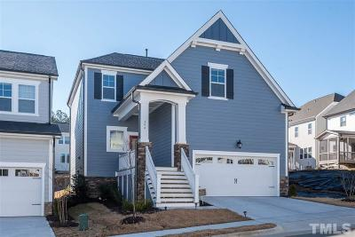 Chapel Hill Single Family Home For Sale: 394 Quarter Gate Trace