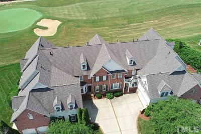 Wake County Townhouse For Sale: 2402 Carriage Oaks Drive