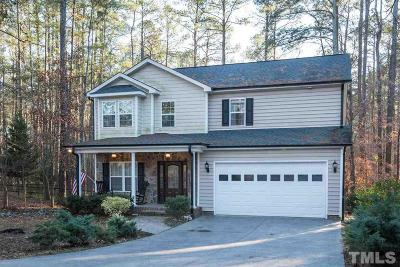 Sanford NC Single Family Home For Sale: $232,000