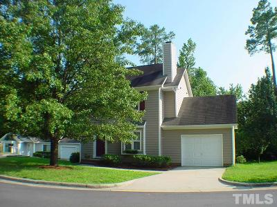 Cary Rental For Rent: 302 Wax Myrtle Court
