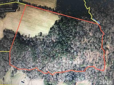 Wake County Residential Lots & Land For Sale: Stancil Farm Road