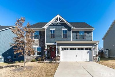 Wake County Single Family Home For Sale: 2817 Landon Ridge Drive