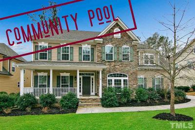 Wake Forest Single Family Home For Sale: 608 Opposition Way