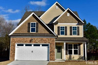 Raleigh NC Single Family Home For Sale: $299,900