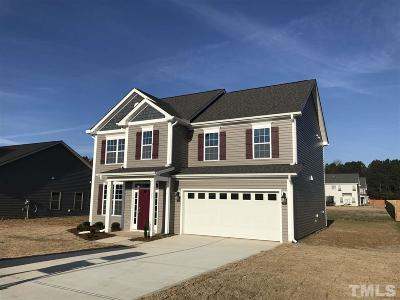 Clayton NC Single Family Home For Sale: $274,700
