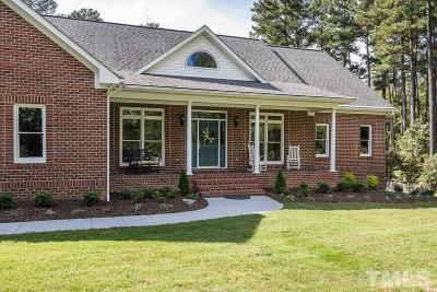Wake Forest Single Family Home For Sale: 3009 Damson Court