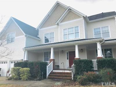 Cary Single Family Home For Sale: 402 Frontgate Drive