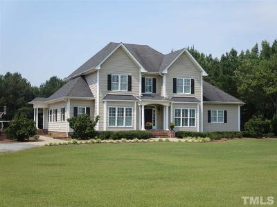 Sampson County Single Family Home For Sale: 117 Timberwood Drive