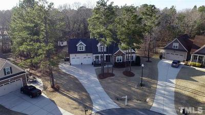 Johnston County Single Family Home For Sale: 235 Corvina Drive