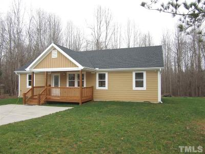 Single Family Home Pending: 10355 Pasture Road