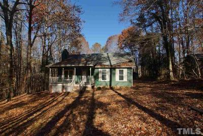 Wake Forest Single Family Home Pending: 3685 Creekbend Drive