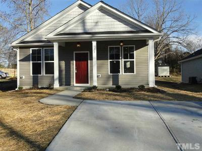 Fuquay Varina Rental For Rent: 128 N West Street