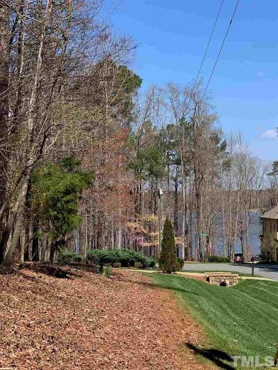 Garner Residential Lots & Land For Sale: 8004 Lakeshore Drive