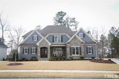 Holly Springs Single Family Home For Sale: 108 Honeyridge Lane