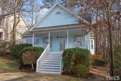 Apex Single Family Home For Sale: 107 Gumdrop Path