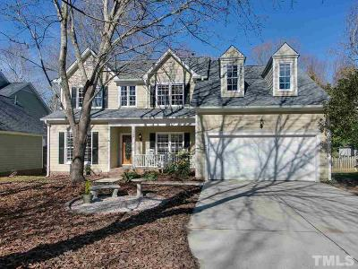 Raleigh Single Family Home For Sale: 11908 Fairlie Place