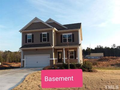 Sanford NC Single Family Home For Sale: $302,260