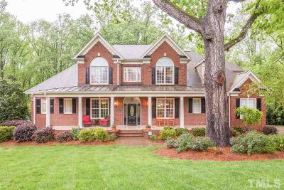 Raleigh Single Family Home For Sale: 2200 Center Spring Court