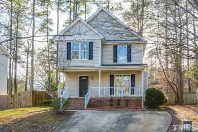 Wake Forest Single Family Home For Sale: 229 Whistling Swan Drive