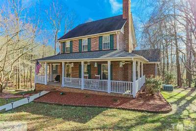 Smithfield Single Family Home For Sale: 506 Alexander Lane