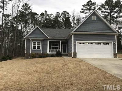 Franklinton Single Family Home For Sale: 80 Weatherly Drive