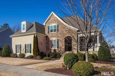 Cary Single Family Home For Sale: 938 Alden Bridge Drive