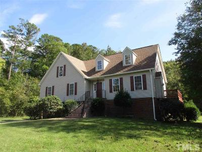 Sanford NC Single Family Home For Sale: $274,900